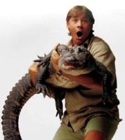 澳洲鱷魚先生-喚醒了人們對地球生態環境的關注. <br/>