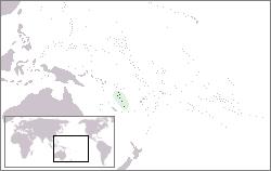 瓦努阿圖地理位置縮圖。(圖/維基百科) <br/>
