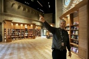 Ken Ham說到之所以自己會想到創建這樣的一個博物館是為了要改變人們的觀念,反駁科學起源論的觀點。 <br/>