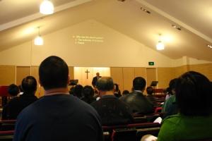 Allen Webb牧師形容中國教會的迅速增長為:「風刮得越大,種子撒得更遠!」。 <br/>