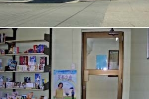 澳洲華人教牧神學院辦公室(图:呂家聲牧師) <br/>