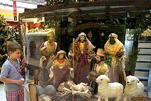 聖誕節是一個回顧過去,展望未來的節日。(圖:《澳洲人》) <br/>