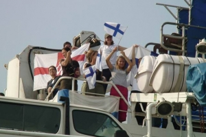 全港歷史最爲悠久的客輪、福音船「忠僕號」(MV Doulos)將於今年9月11日至10月7訪港,停泊於尖沙嘴海運大廈。 <br/>